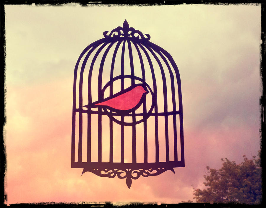 Birdcage by Ange-d-etre