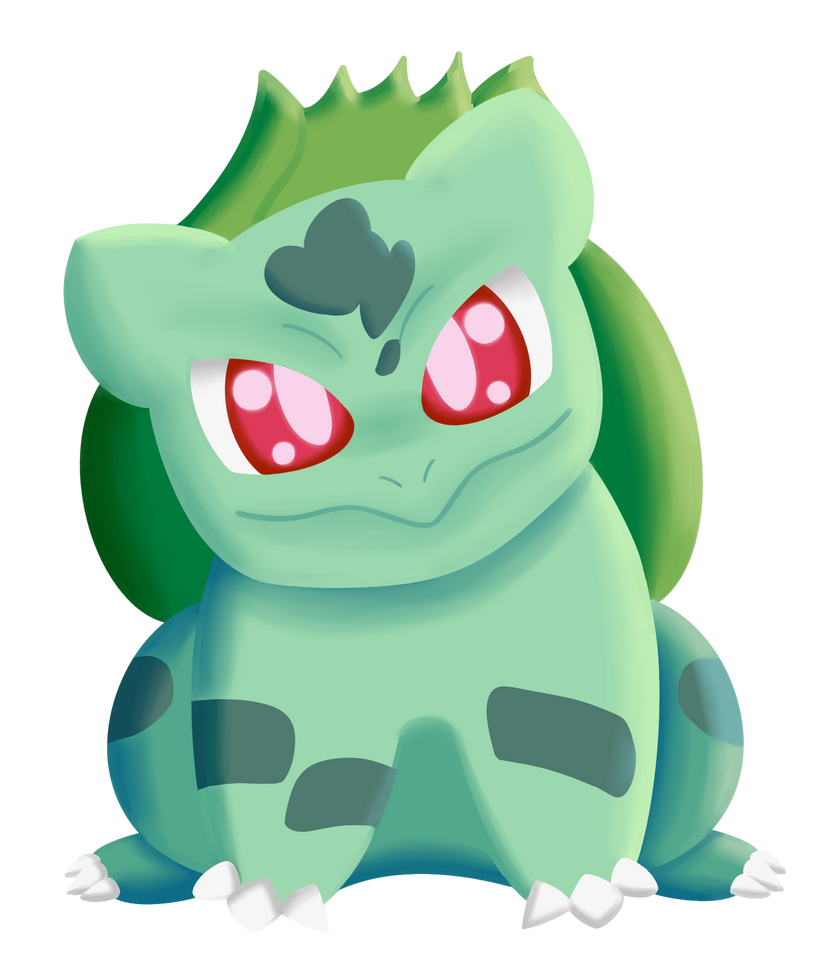 Bulbasaur by kimberley1998
