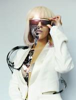 Cyborg lady gaga by gw3n