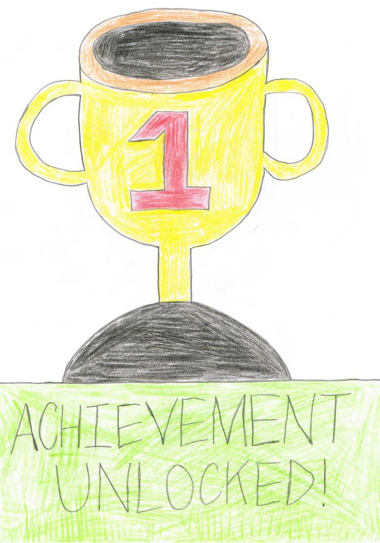 Achievement Trophy by wilmel