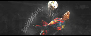 Ronaldinho Banner