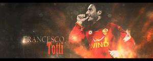 Francesco Totti Banner