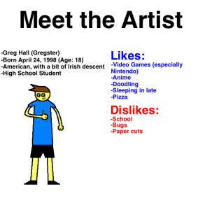 Gregster101's Profile Picture