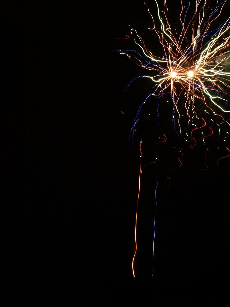 fireworks by mirartos