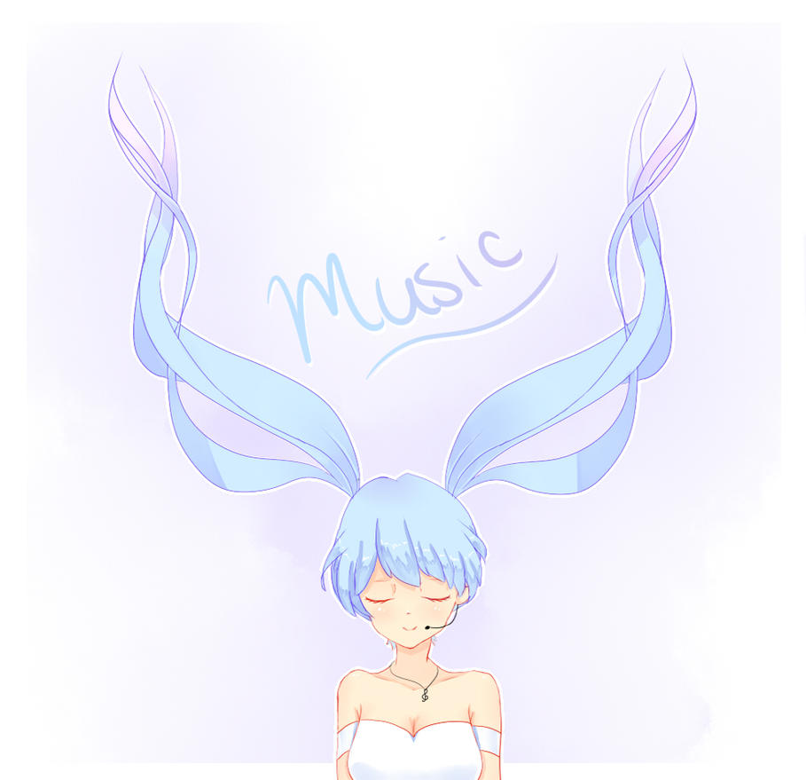 Music Cures The Soul by Lulli-chan