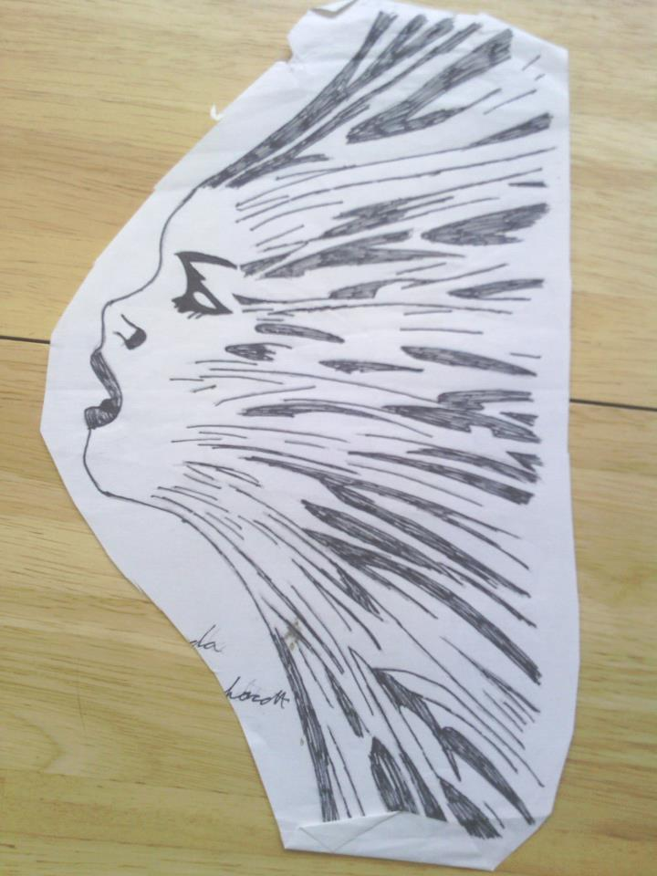 weird face drawing 1 by beetlejuice6 on deviantart