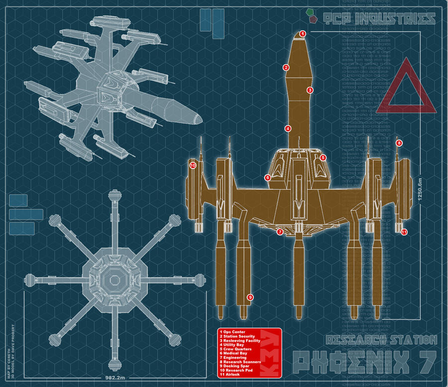sci fi space stations deck plans - photo #22
