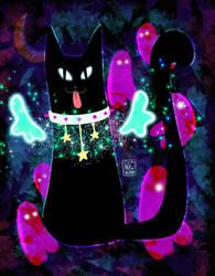 Black Cat White Collar