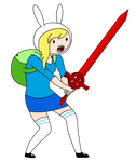 Fionna the Human - Adventure Time