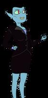 Marshall Lee's Mom - Adventure Time