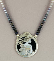 Isolde, Celtic Princess by KellyMorgenJewelry