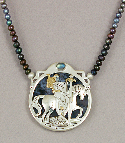 Lady of the Lake by KellyMorgenJewelry