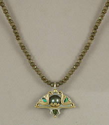 The Pearl of the Lotus by KellyMorgenJewelry