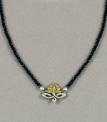 The Lotus Bud by KellyMorgenJewelry
