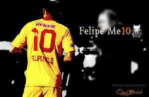 Felipe Melo by oguzbulut