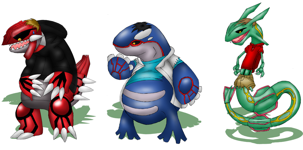 Weather Trio TF by supersmashmelee