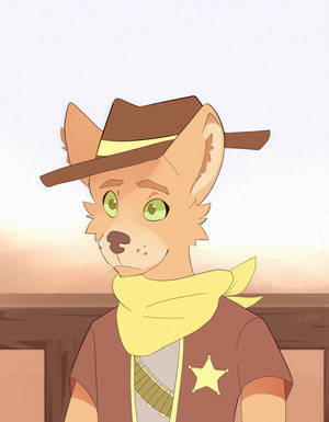 Howdy! by Red-Wolffie