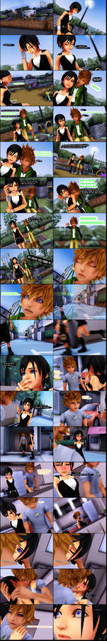 Soaped Hearts 3 (A Kingdom Hearts Soap Opera)
