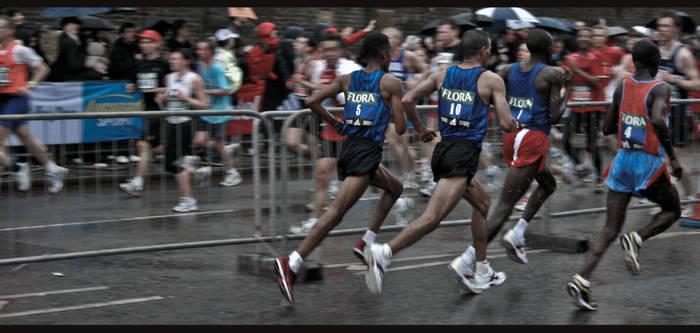 London Marathon 2008