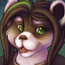 Female Pandaren Icon by bawky