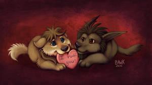 Valentine's Worgen