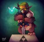 Zelda Boomkin Crossover