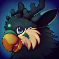 Zenturi Icon Commission by bawky