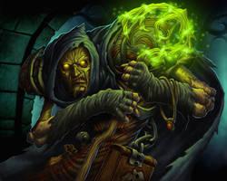 Borlis Brode - Warcraft by DaveAllsop
