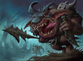 BloodMark Mentor by DaveAllsop