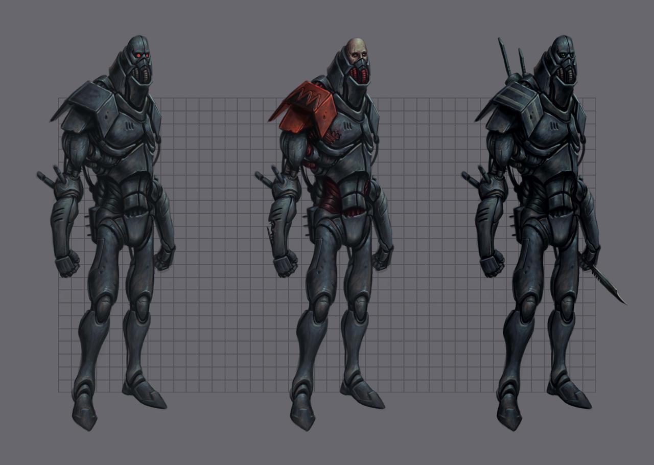 Exterminator One Concept by DaveAllsop