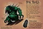Hag Troll Concept