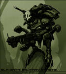 SLA Industries -  Boomer Armor
