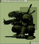 SLA Industries - Gator Stormer