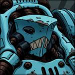 SLA Industries -  Sarge Armor