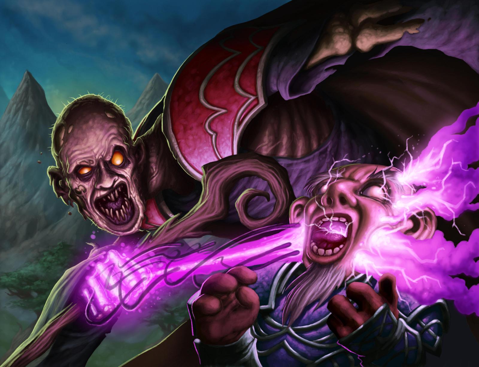 Charkov - World of Warcraft by DaveAllsop