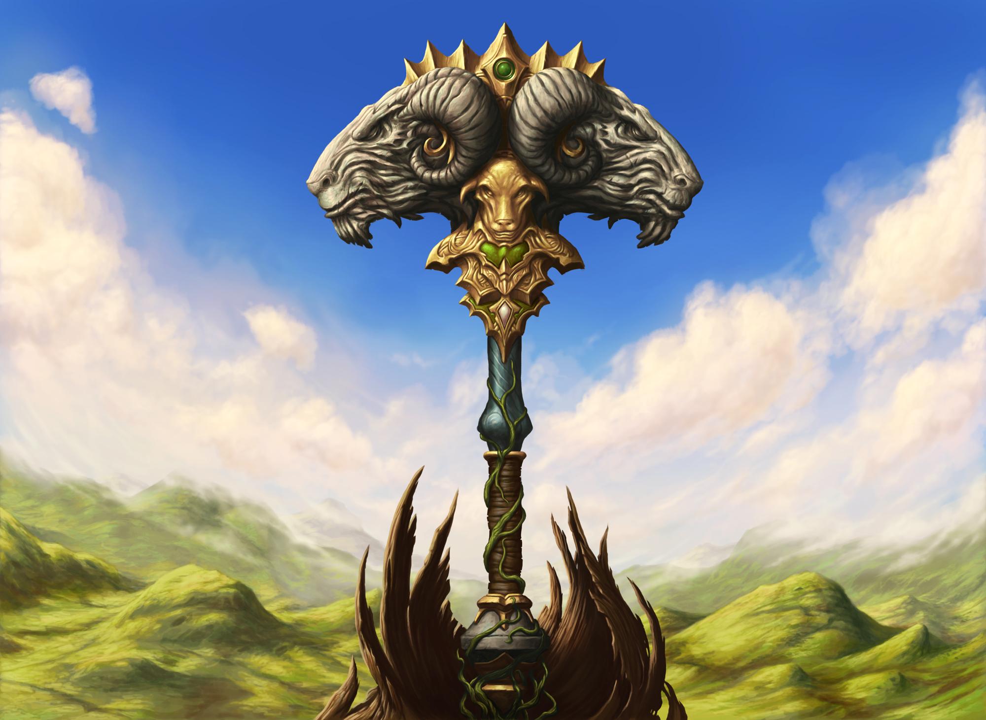 Behemoth Sledge by DaveAllsop