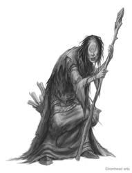 Maebyn Witch by DaveAllsop