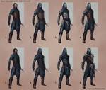 Rogue Variants - Celtic Heroes