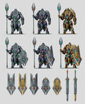 Tower Guard Armour - Celtic Heroes
