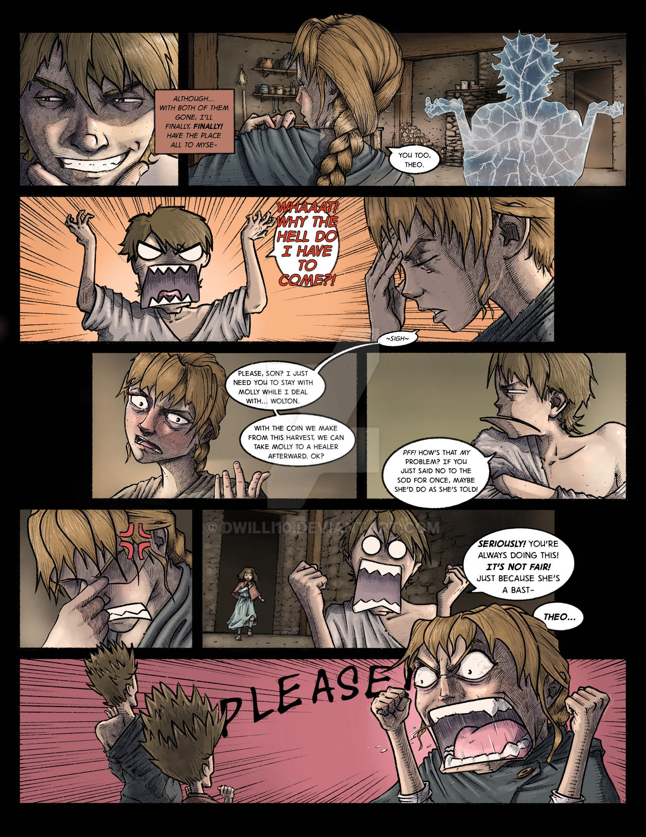 VRHL: Chapter 1 Page 3