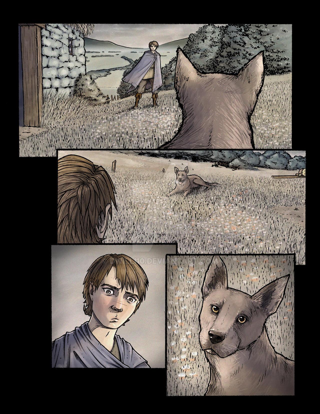 VRHL: Chapter 1 Page 8