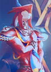 Prince Sidon by Pixelationer