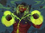 Collosal Doom Lord Krosus