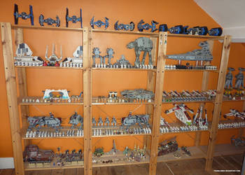 Lego Star Wars Collection II by franklando