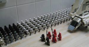 Death Star Hangar II