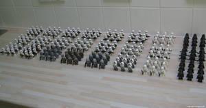 Lego Galactic Empire