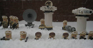 The Empire Strikes Brick: 1 of 5