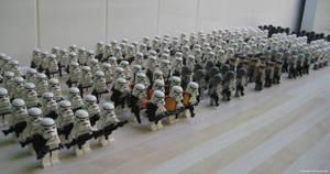 Lego Galactic Empire III