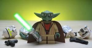 Execute Order 66 - Master Yoda