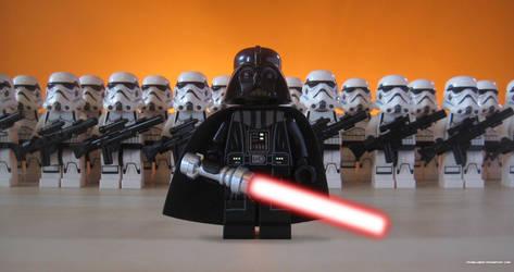 Empire at War: Darth Vader by franklando